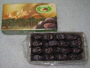 Финики в коробке «Ширин» (Иран)