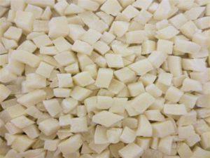 Кокосовые кубики - Сухофрукт