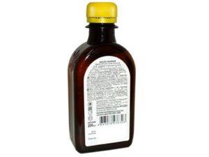 Масло льняное СИБИРСКОЕ «Компас здоровья» 200 мл