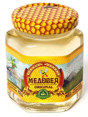 Мёд (АКАЦИЕВЫЙ) пчелопродукты «МЕДОВЕЯ»