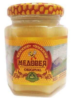 Мёд (КЛЕВЕРНЫЙ) пчелопродукты «МЕДОВЕЯ»