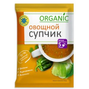 Овощной суп «Компас здоровья» 30 гр