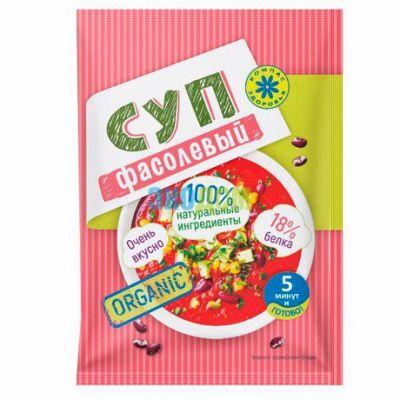 Фасолевый суп «Компас здоровья» 30 гр