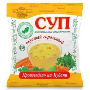 Гороховый суп «Вкусное дело» 28 гр