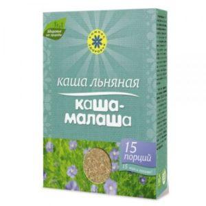 Каша-Малаша льняная «Компас здоровья» 400 гр