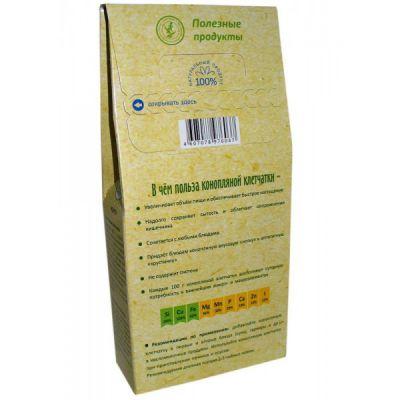 Конопляная клетчатка «Компас здоровья» 150 гр
