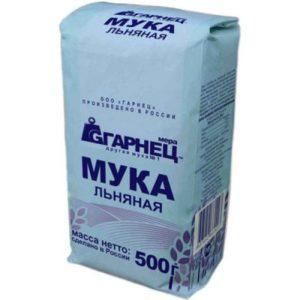 Мука Льняная «Гарнец» 500 гр