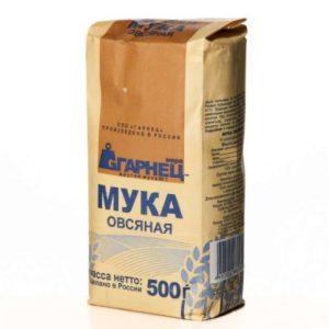 Мука Овсяная «Гарнец» 500 гр