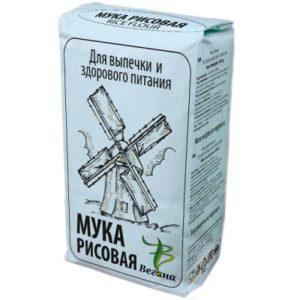 Мука Рисовая (Вегана) «Гарнец» 450 гр
