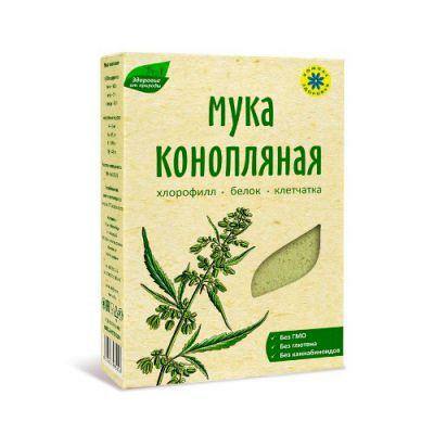 Мука Конопляная «Компас здоровья» 200 гр