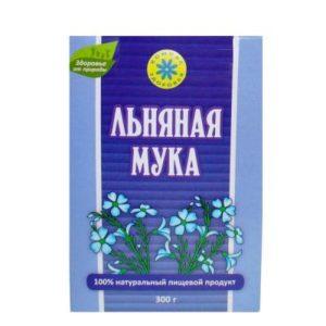 Мука льняная «Компас здоровья» 300 гр