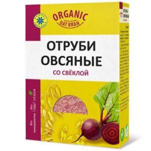 Овсяные отруби со свеклой «Компас здоровья» 200 гр