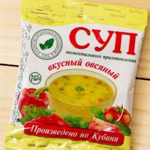 Овсяный суп «Вкусное дело» 28 гр