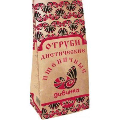 Пшеничные отруби диетические «Дивинка» 350 гр