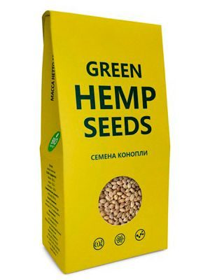 Семена КОНОПЛИ «Компас здоровья» 150 гр