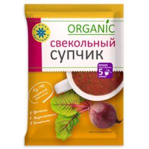 Свекольный суп «Компас здоровья» 30 гр