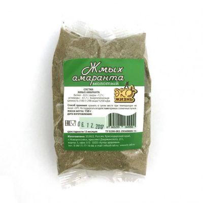 ЖМЫХ из семян Амаранта 150 гр «Хутор здоровья»