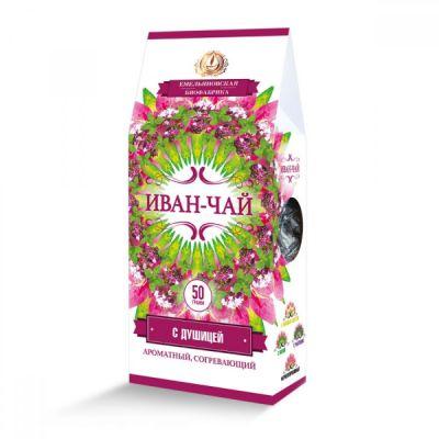 «ИВАН-ЧАЙ» с Душицей ферментированный 50 гр «Северный чай»