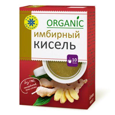 Кисель Имбирный 150 гр «Компас здоровья»
