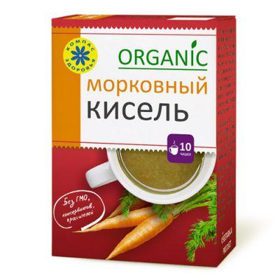 Кисель Морковный 150 гр «Компас здоровья»