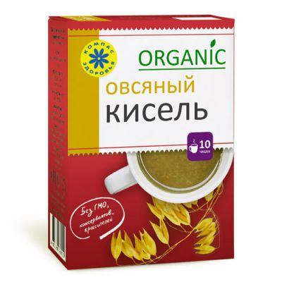 Кисель Овсяный 150 гр «Компас здоровья»