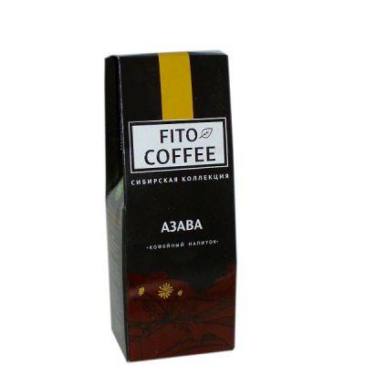 Кофейный напиток АЗАВА 100 г «Компас здоровья»