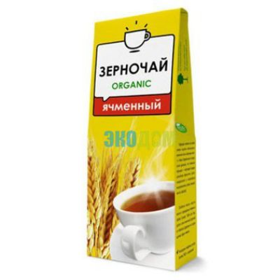 Чайный напиток Зерночай 100 гр «Компас здоровья»