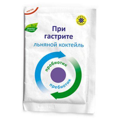 Коктейль Льняной при Гастрите 10 гр «Компас здоровья»