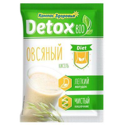 Кисель Detox Bio Diet 25 г Овсяный «Компас здоровья»