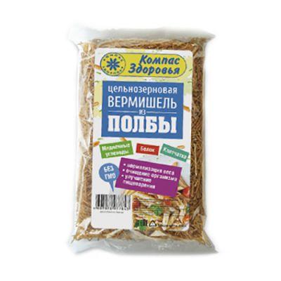 Вермишель из ПОЛБЫ 350 г «Компас здоровья»