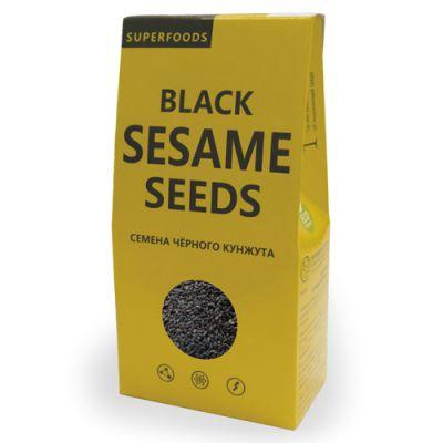 Семена Черного кунжута 150 гр «Компас здоровья»
