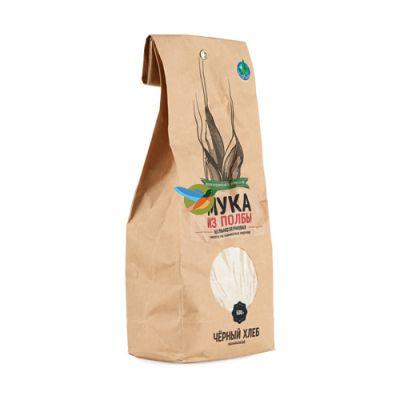 БИО-Мука из Полбы цельнозерновая 500 гр «Чёрный хлеб»