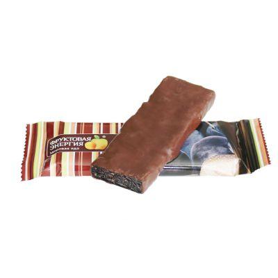 Батончик Фрутилад (Чернослив в шоколаде) 40гр «Фруктовая энергия»