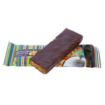 Батончик Фрутилад (Джунгли в шоколаде) 40гр «Фруктовая энергия»