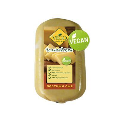 Сыр постный Голландский 400 гр «Вего»