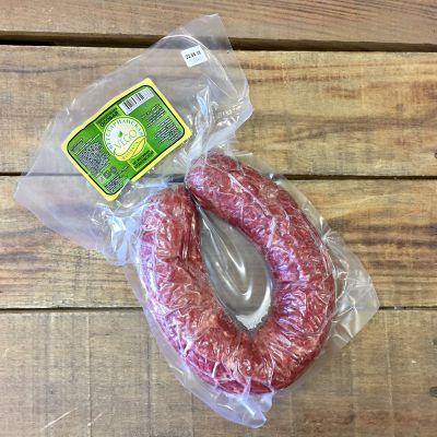 Вегетарианская колбаса полукопчёная (Краковская) особая 450 гр «Вего»