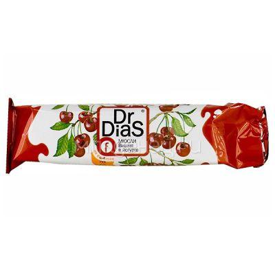 Батончик-Мюсли в Йогурте Вишнёвый 35 гр «Dr.DiaS» на фруктозе