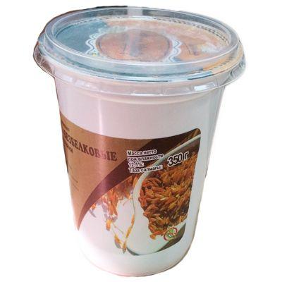 Рис Бурый безбелковый макаронные изделия 350 гр «Мак Мастер»