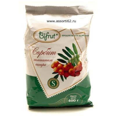 СОРБИТ фасованный 400 гр «Bifrut»