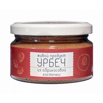 УРБЕЧ из Ядер абрикосовых косточек 225 гр «Живой продукт»