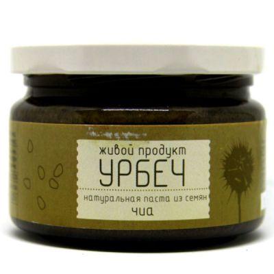 УРБЕЧ из семян ЧИА 225 гр «Живой продукт»