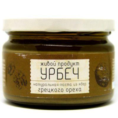 УРБЕЧ из ядер Грецкого ореха 225 гр «Живой продукт»