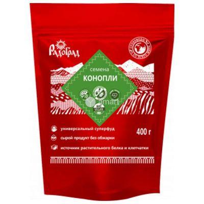 Семена КОНОПЛИ 200 гр «Радоград»