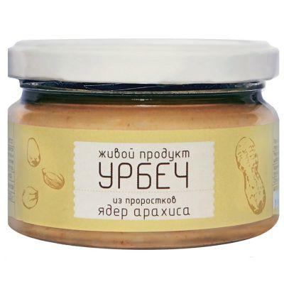 УРБЕЧ из проростков Арахиса 225 гр «Живой продукт»