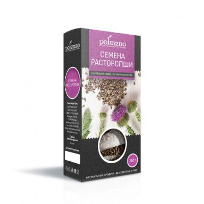 Семена Расторопши 200 гр «POLEZZNO»