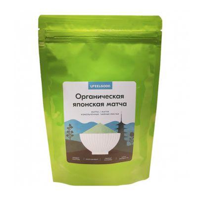 Чай Японская МАТЧА Органическая 100 гр «UFEELGOOD»
