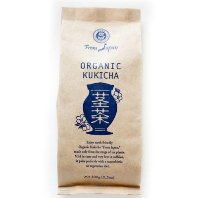 Чай Зелёный Кукича Органический 100 гр «UFEELGOOD»