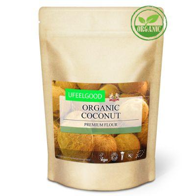 Кокосовая мука / Coconut flour 200 гр «UFEELGOOD»