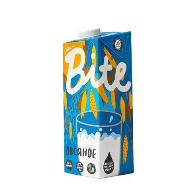 Напиток Овсяный 1 литр (пастеризованный) «Bite»