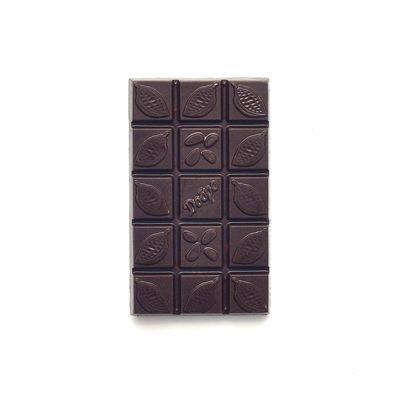 Детский Шоколад молочный, какао 54% на меду (Классический) «Мастерская шоколада ДОБРО»